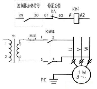 ns型 潜水泵综合保护控制器